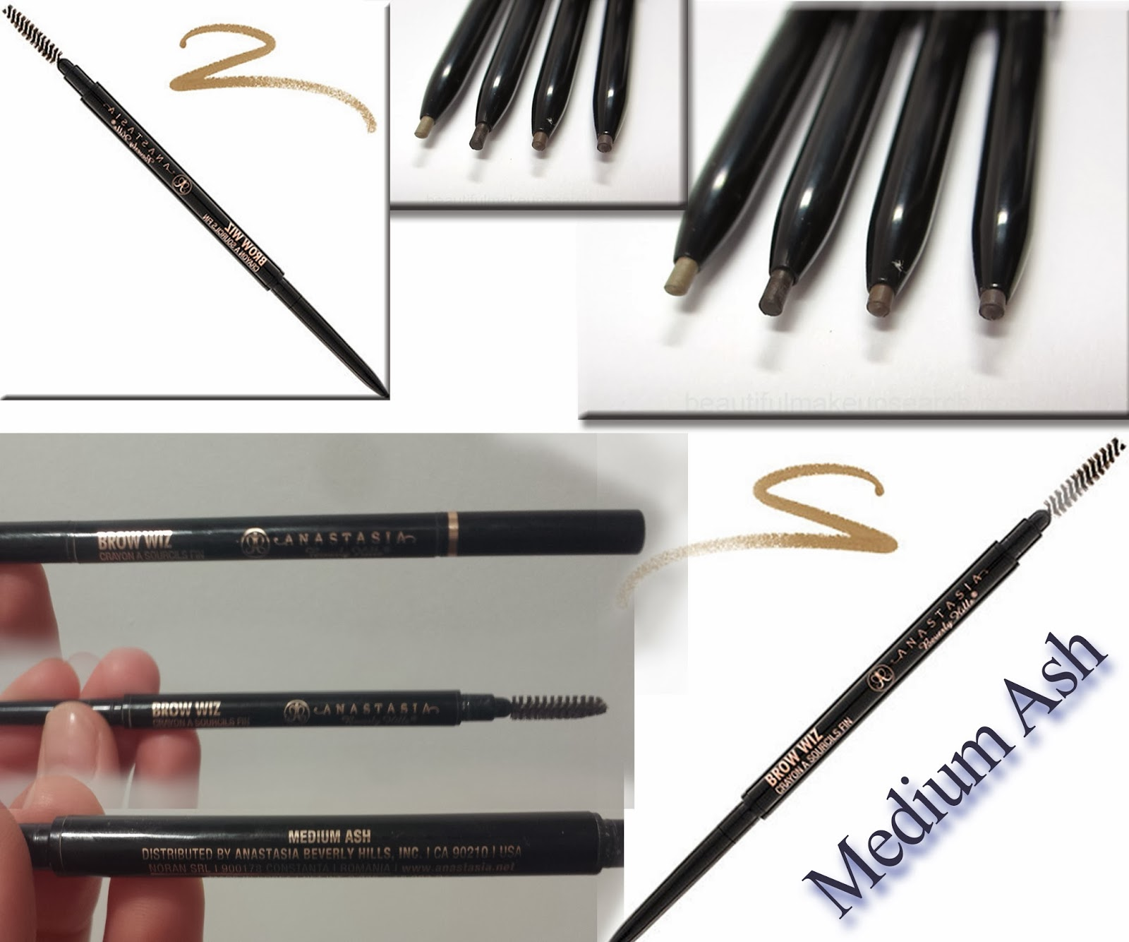 Anastasia Eyebrow Wiz Review
