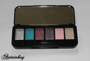 Highly Pigmented Buxom Eye shadow Review!
