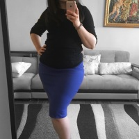 Amazon Find: Comfiest Skirt Ever! Esteez Skirt in Brooklyn