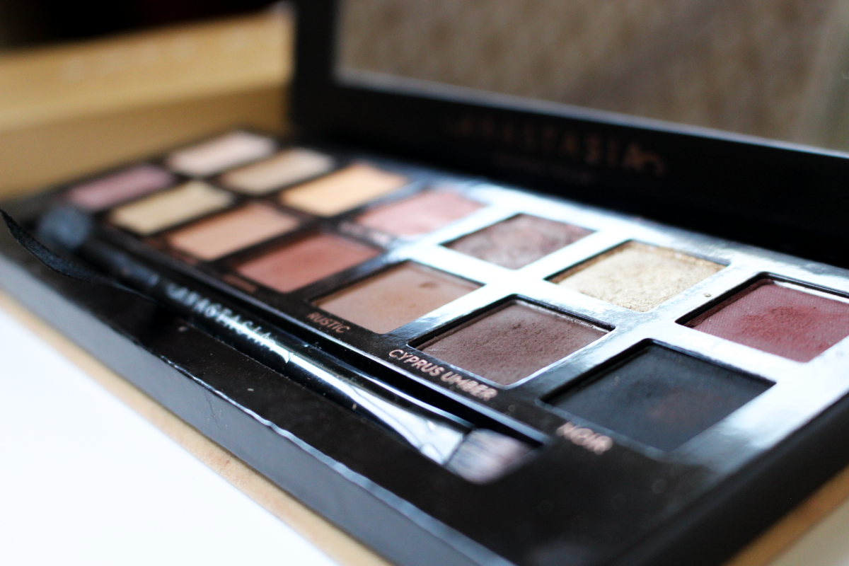 Anastasia Beverly Hills Soft Glam Palette Review- Another Fallout Issue?